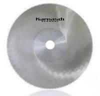 Пильные диски для нержавеющей стали из HSS-DMo5+Со5 D=350x2,5x40 mm, 180 Zähne, HZ, Karnasch (Германия)