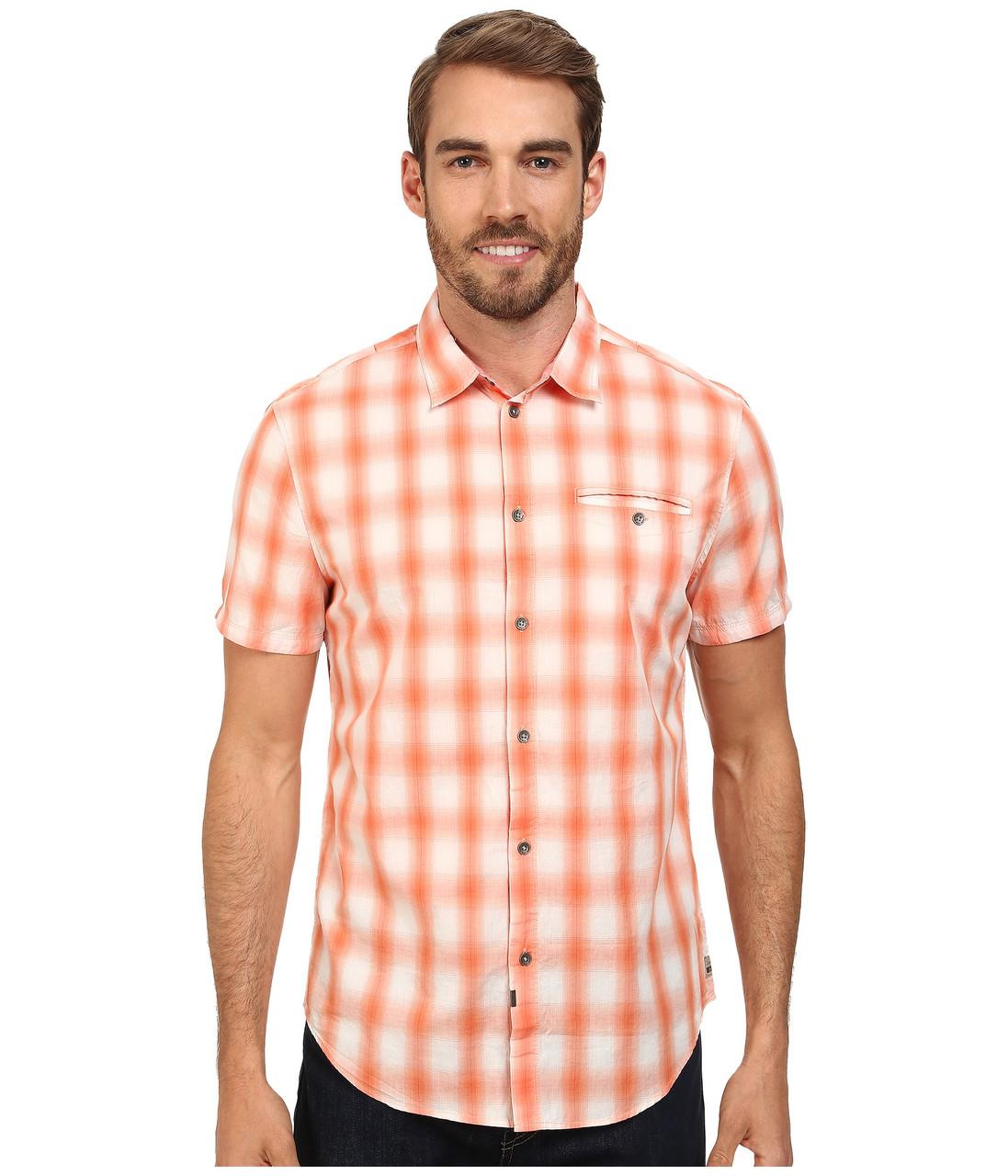 Рубашка Calvin Klein Jeans, XL, Sunset, 41JW145-811