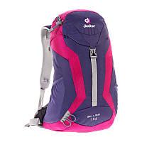 Рюкзак туристический Deuter AC Lite 14 blueberry/magenta (34601 3503)