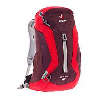 Рюкзак туристический Deuter AC Lite 18 aubergine/fire (34611 5522)