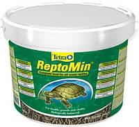 Tetra (Тетра) Основной полноценный корм для водных черепах в гранулах Tetra Retromin 10л