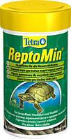Tetra (Тетра) Основной полноценный корм для водных черепах в виде палочек Retromin Стандарт 100мл