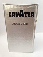 Кофе натуральный молотый. Lavazza Crema e Gusto Сlassico, 250 г (серебряная упаковка)