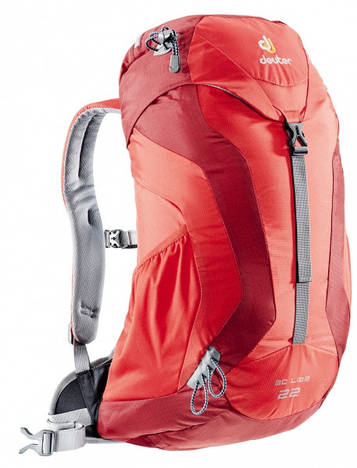 Рюкзак туристический Deuter AC Lite 22 fire/cranberry (34621 5520)