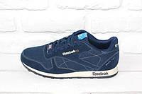 Мужские кроссовки Reebok Classic (Blue), фото 1