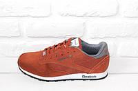 Мужские кроссовки Reebok Classic (Brown), фото 1