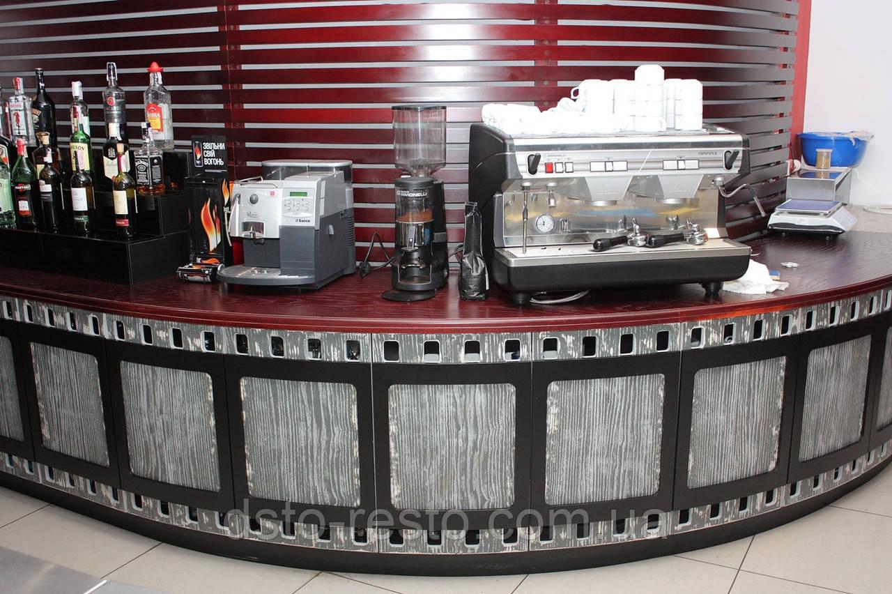 Изготовление барных стоек и барной мебели