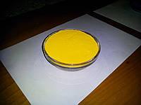 Желтый пигмент порошковый органический EFFEX YELLOW 485 / расход 1% от количества цемента
