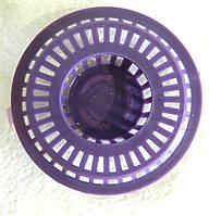 Сетка в раковину,круглая,пластмассовая