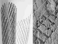 Сетка просечно-вытяжная 25 х 60 х 0,5 10 м2
