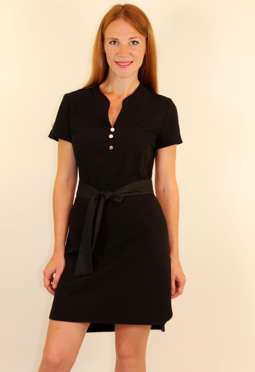 Модное школьное платье 44 р
