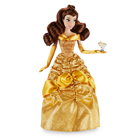 Описание: Belle Classic Doll with Chip Figure - 12''