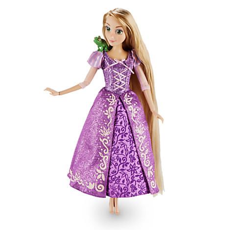 Описание: Rapunzel Classic Doll with Pascal Figure - 12''