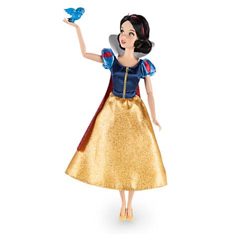Описание: Snow White Classic Doll with Bluebird Figure - 12''