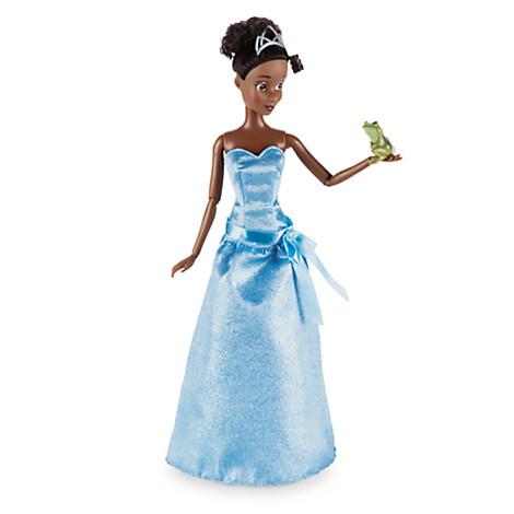 Описание: Тиана Классический кукла с Навин, как лягушка рис - 12 ''