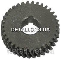 Шестерня электропилы D812 (зенит) (d38*12 / 35 зубов влево шпонка)