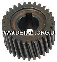 G312 боченок перфоратора MAX (d38.5*15 /h22/29 зубов влево/шпонка)