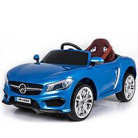 Детский электромобиль Mercedes HC 6588: EVA, 2.4G, USB, 3-8 км/ч - СИНИЙ- купить оптом, фото 1