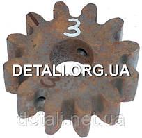 Шестерня бетономешалки 3 (20*65 h22, 12 зубов)