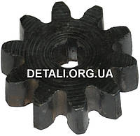 Шестерня бетономешалки (14*68 h21, 10 зубов)