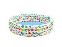 Детский надувной бассейн  Intex 56440 168х41см