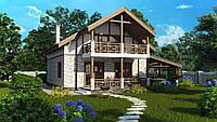 Проекты домов, проекты коттеджей, дом из газобетона, проект гаража, каркасное строительство, строительство