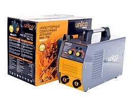 Зварювальний інвертор Unica MMA-291
