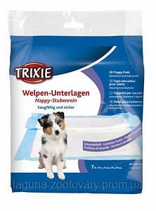 Пеленка приучающая памперсная для собак и щенков 40х60см/ 7шт в упак.