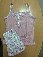 Пижама женская с шортами Bella Secret размер XL