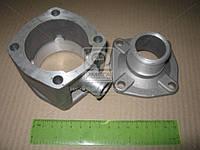 Корпус термостата ЯМЗ 236  (коробка и крышка)(аллюмин.) пр-во Украина