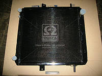 Радиатор вод. охлажд. КРАЗ (4-х рядн.) (пр-во ШААЗ)
