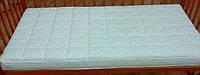 Ортопедический матрас в детскую кроватку с массажным эффектом — кокос, поролон, гречка.Danpol