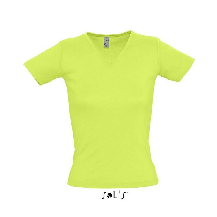 Жіноча футболка з нанесенням логотипу