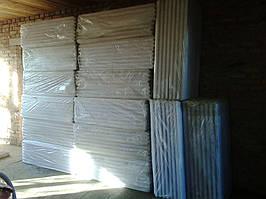 Примерно столько плит пенополистирола нужно для монтажа водяного теплого пола на 80 м2 с утеплением в один слой (50 мм)