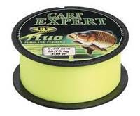 Леска рыболовная Carp Expert Fluo 300 метров 0.35 желтая