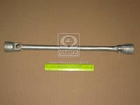 Ключ балонный МАЗ, КРАЗ (30х32) (L=500) (цинк) (пр-во г.Павлово)