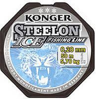 Леска рыболовная Konger Steelon (флюорокарбон) 50метров 0.18