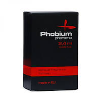 Духи с феромонами мужские PHOBIUM Pheromo for men, 2.4 мл.