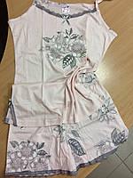 Пижама женская с шортами Bella Secret размер XL, фото 1