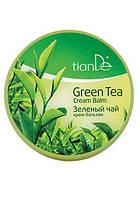 Крем-бальзам для волос «Зеленый чай»-укрепляет, восстанавливает поврежденные волосы