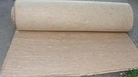 Теплоизоляция из джута  для дома; утеплитель из джута в рулонах