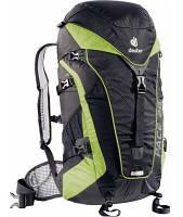 Рюкзак туристический женский Deuter Pace 28 SL black/apple (33610 7220)