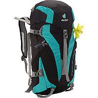 Рюкзак туристический женский Deuter Pace 28 SL black/mint (3300215 7204)