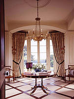 Как красиво повесить шторы в доме
