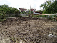 Уборка приусадебного участка, фото 1