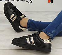 Женские кроссовки Хелми черный