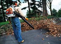 Что к чему: пылесос для уборки листьев