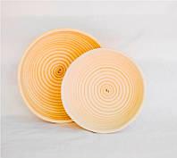 Корзины для расстойки теста из ротанга круглой формы 1,5 кг