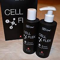 Cell Flex набор 2 по 250мл - средство для защиты волос во время химических процедур
