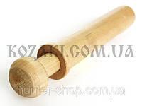 Манок духовой на косулю деревянный Дуэт